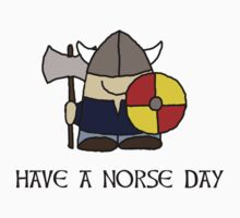 Have a Norse Day Kids Clothes