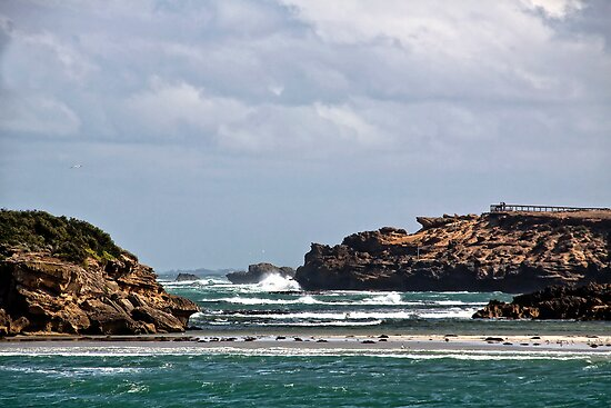 Warrnambool Coastline, Victoria by Lynden