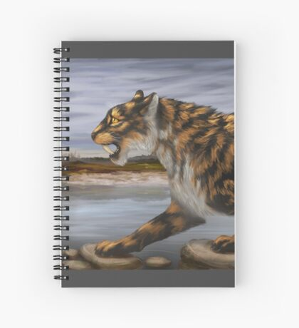 The Last Pogonodon  Spiral Notebook