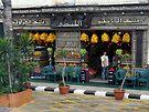 Market in Alexandria by Lucinda Walter