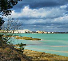 The Blue Lake by Jo Nijenhuis