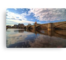Charles River - Boston Canvas Print