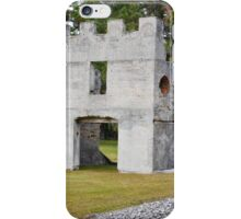 Fort Fredericia  iPhone Case/Skin