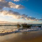 Wreck of the S.S Dicky. by trevorb
