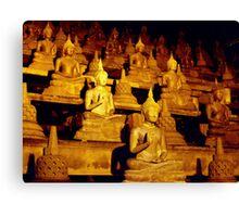 buddha me Canvas Print