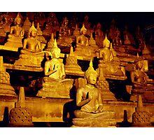 buddha me Photographic Print