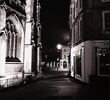 Lonely Night by kitlew