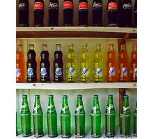 cool drinks Photographic Print