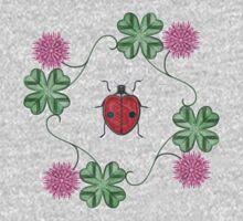 LadyBug Clovers - Classic Baby Tee