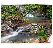 Tully Gorge - Far North Queensland Poster