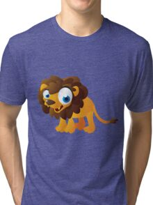 Pretty little lion Tri-blend T-Shirt