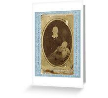 SARAH FRYMOYER (GREAT GRANDMOTHER MESSERSMITH) Greeting Card