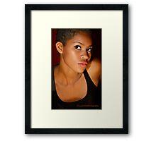 I have a wonderful dream Framed Print