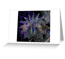 spikey creature Greeting Card
