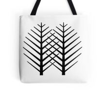 Leaf Lattice Tote Bag
