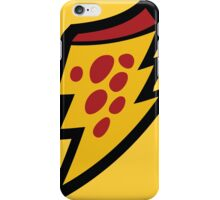 Central City Pizza - Delivery in a Flash! iPhone Case/Skin