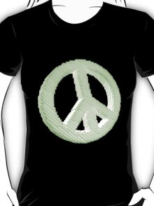 Voxelated Peace T-Shirt