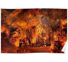 Tantanoola Cave - South Australia Poster
