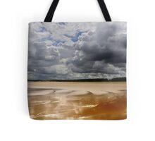 Summer Storm Front Tote Bag