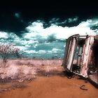 Stripped in Infrared by Ben Mattner