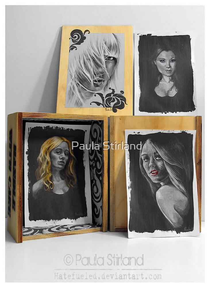 Primary Portraits by Paula Stirland
