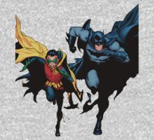 Batman & Robin by guidorny