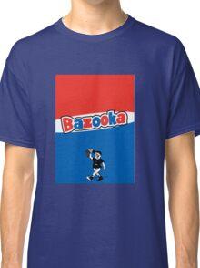 Bazooka bubble chewing gum Classic T-Shirt