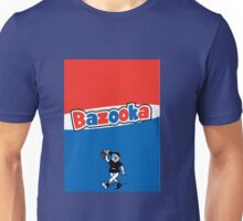 Bazooka bubble chewing gum Unisex T-Shirt