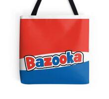 Bazooka bubble chewing gum Tote Bag