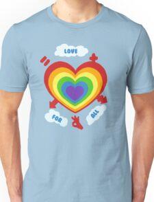 Love for All Unisex T-Shirt