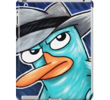 Perry the Platypus iPad Case/Skin