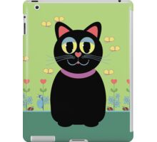 Cat, Butterflies, Lady Bug and a Snail iPad Case/Skin