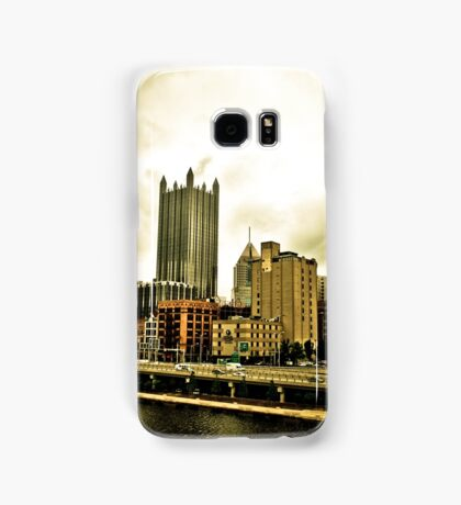 Welcome to Pittsburgh  Samsung Galaxy Case/Skin