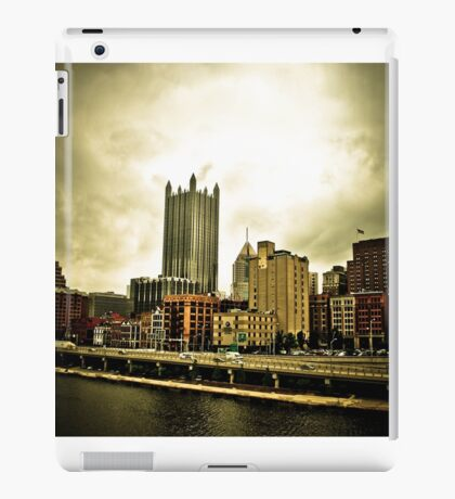 Welcome to Pittsburgh  iPad Case/Skin
