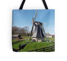 Water mill Holland Tote Bag