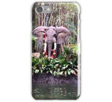 Jungle cruise elephants  iPhone Case/Skin