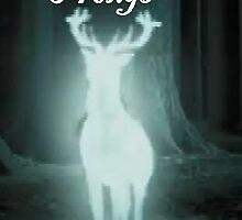 Prongs Harry Potter by baller2