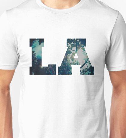 """""""LA"""" Vintage Print Unisex T-Shirt"""