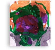Abstract #9 Canvas Print