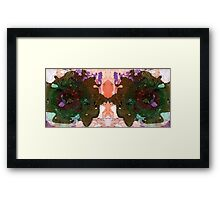 Abstract #7 Framed Print