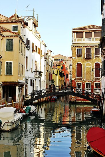 Venice by Darya Deriglazova