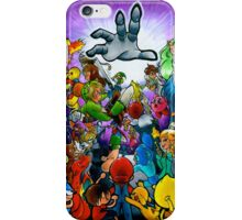 Super Smash Bros VS Master Hand iPhone Case/Skin