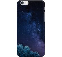 Milky Way under Salento's sky iPhone Case/Skin