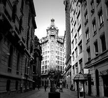 New York Street ( calle nueva york) by jimpayne