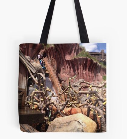 Splash mountain Tote Bag