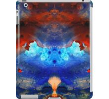 Queen Bee - Visionary Art By Sharon Cummings iPad Case/Skin