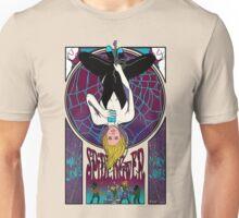Spidergwen Art Nouveau Unisex T-Shirt