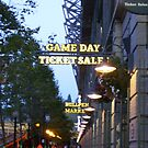 Game day! by Mike Cressy