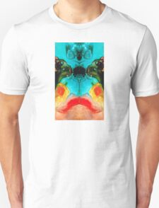 The Guardians - Visionary Art By Sharon Cummings T-Shirt