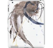 Oil and Water #40 iPad Case/Skin